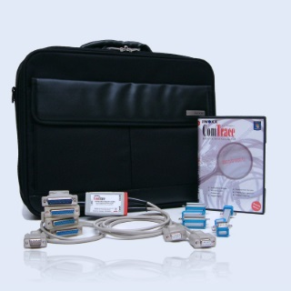 ComTrace RS232 Analyzer - All-In-A-Box