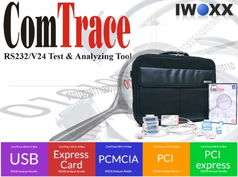 ComTrace RS232 Analyzer