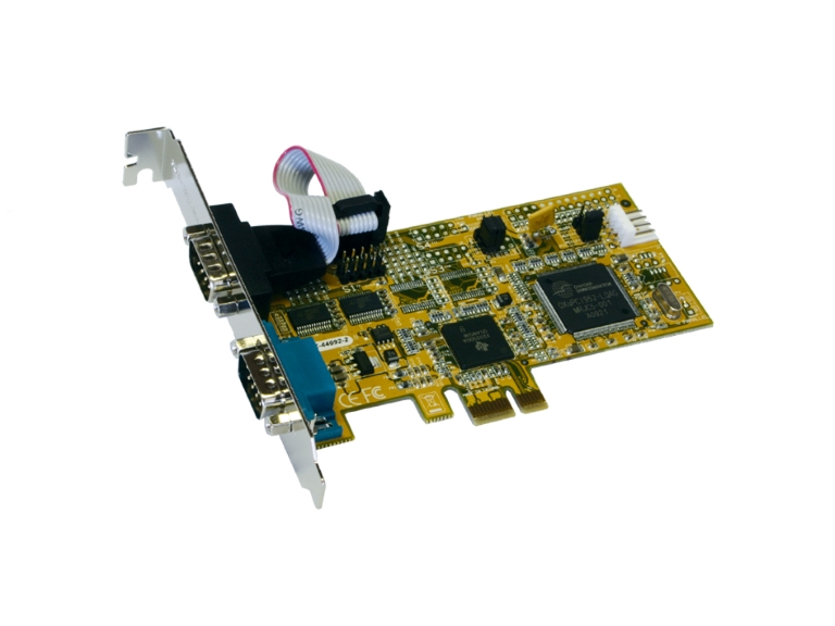 Exsys EX-44092-2 PCI express 2x serial RS-232