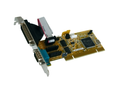Exsys EX-43073 PCI card, 16C950 2xserial RS232