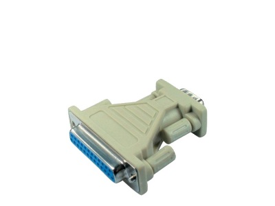 RS-232 Adapter 9/25pin f/m